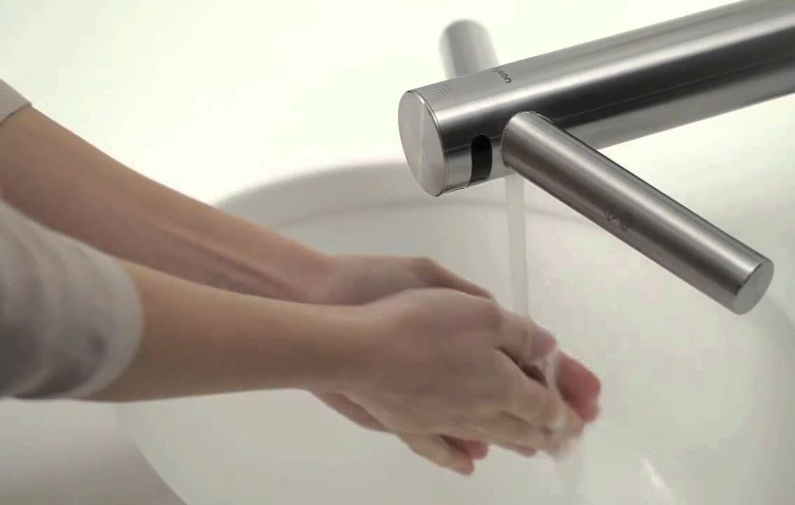 смеситель с сушилкой для рук dyson