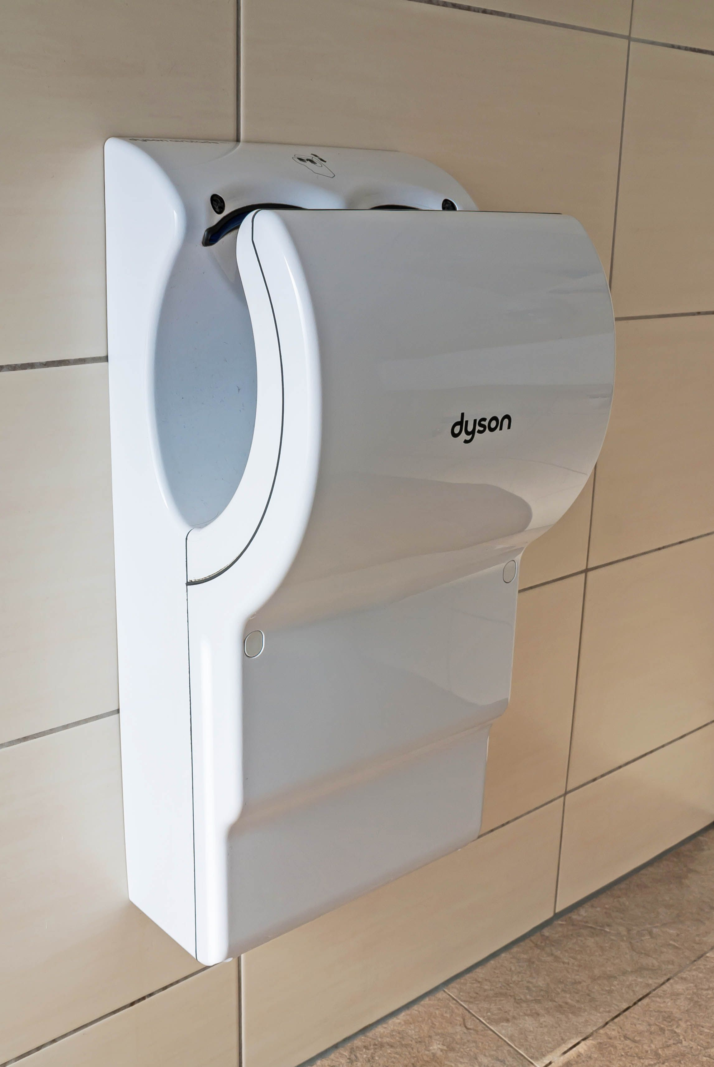 сушитель для рук dyson airblade db