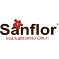 Мебель для ванной комнаты Sanflor