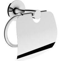 Держатель туалетной бумаги Rush Balearic BA39111 с крышкой