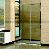 Душевая дверь в нишу RGW Classic CL-11 (1060-1110)х1850 профиль хром, стекло чистое
