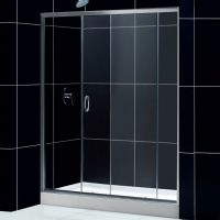 Душевая дверь в нишу RGW Passage PA-12 (1200x1240)x1950 стекло чистое