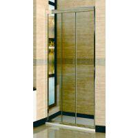 Душевая дверь в нишу RGW Classic CL-11 (810-860)х1850 профиль хром, стекло чистое