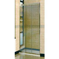 Душевая дверь в нишу RGW Classic CL-11 (810-860)х1850 профиль хром, стекло шиншила