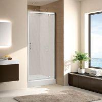 Душевая дверь в нишу Cezares Eco O BA 1 80 P Cr стекло punto