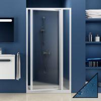 Душевая дверь в нишу Ravak SDOP-100 Pearl, профиль белый