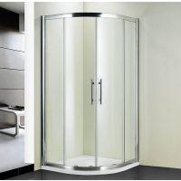 Душевой уголок RGW Hotel HO-51 1000x1000x1950 профиль хром, стекло чистое