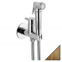Гигиенический душ Webert EL870301065Metal со смесителем, бронза