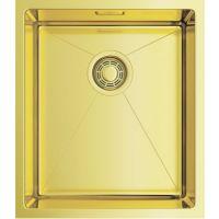 Мойка кухонная Omoikiri Taki 38-U/IF-LG светлое золото