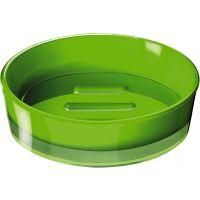 Мыльница Ridder Disco 2103305 зеленая