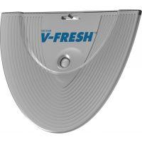 Освежитель воздуха Aroterra V-Fresh голубой, прохладная мята