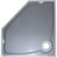 Поддон для душа GuteWetter Deluxe 90x90x16 P серый