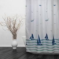 Штора для ванной Dasch Парус 180х180