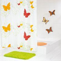 Штора для ванной Ridder Butterflies 32604