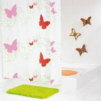 Штора для ванной Ridder Butterflies 32606