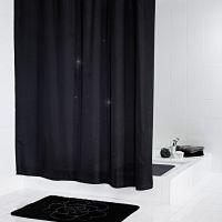 Штора для ванной Ridder Diamond 48300 черная