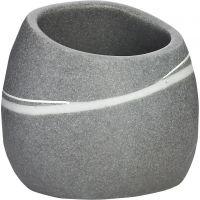 Стакан Ridder Little Rock 22190107 серый