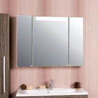 Зеркало-шкаф Акватон Мадрид 100 с подсветкой