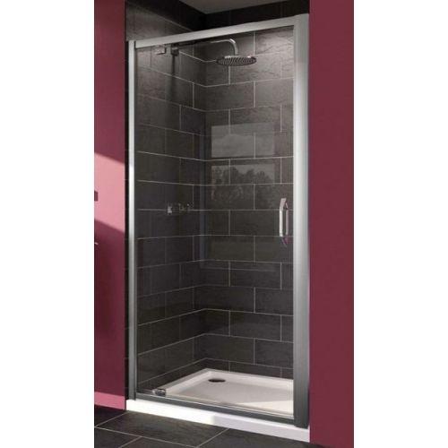 Душевая дверь в нишу Huppe X1 140703.069.321 распашная 90 см