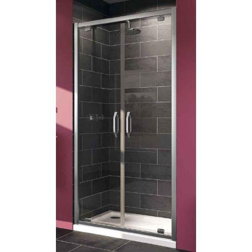 Душевая дверь в нишу Huppe X1 140907.069.321 распашная 100 см