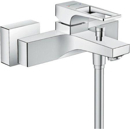 Смеситель Hansgrohe Metropol 74540000 для ванны с душем