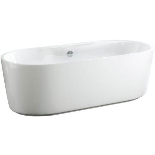 Акриловая ванна BelBagno BB14-K