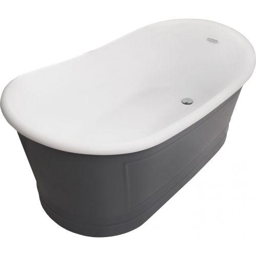 Акриловая ванна BelBagno BB32-CF36
