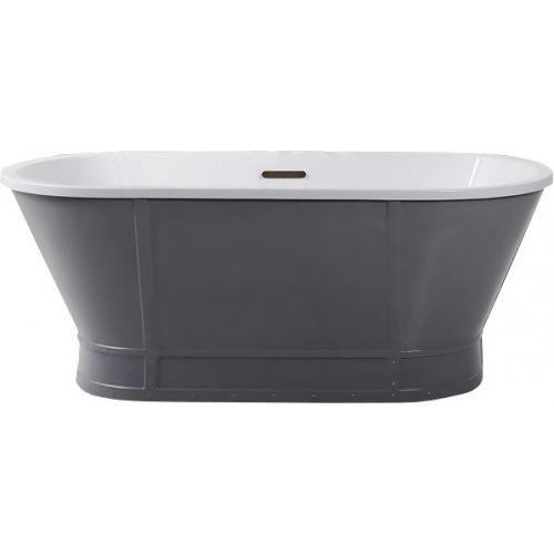 Акриловая ванна BelBagno BB35-CF36