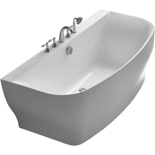 Акриловая ванна BelBagno BB74-1650