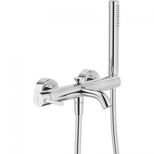 Смеситель Nobili Acquerelli AQ93110CR для ванны с душем