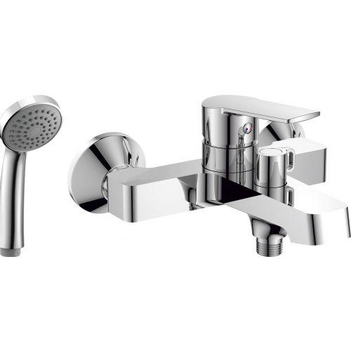 Смеситель Rush Balearic BA3935-44 для ванны с душем