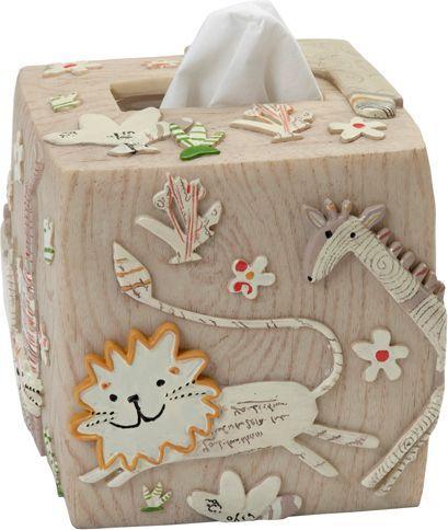 Бокс для салфеток Creative Bath Animal Crackers