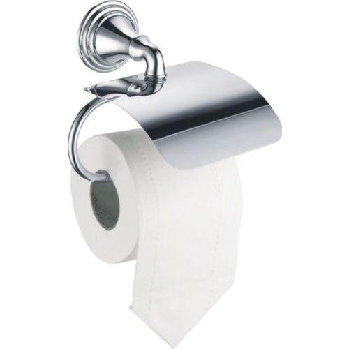 Держатель туалетной бумаги Fixsen Best FX-71610 с крышкой