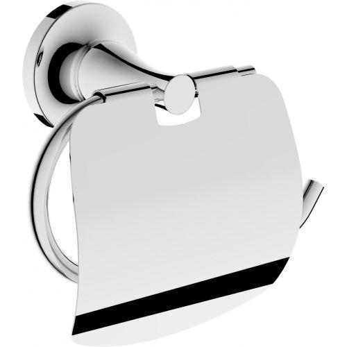 Держатель туалетной бумаги Rush Corsica CO42111 с крышкой
