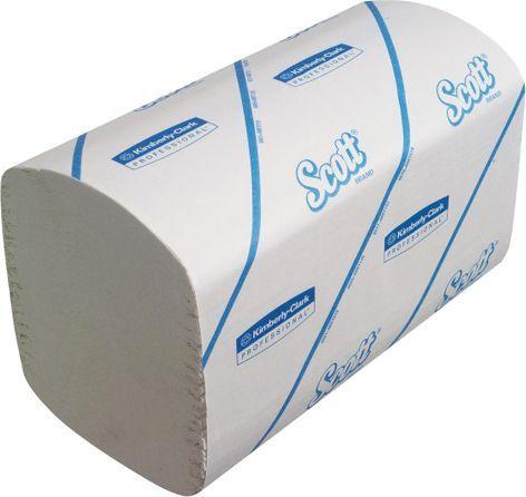Бумажные полотенца Kimberly-Clark Scott Performance 6689 (Блок: 15 уп. по 274 шт)