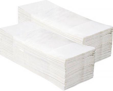 Бумажные полотенца Merida Optimum PZ33 (Блок: 20 уп. по 160 шт)