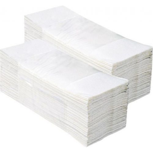 Бумажные полотенца Merida Top БП15 (Блок: 20 уп. по 200 шт)