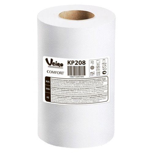 Бумажные полотенца Veiro Professional Comfort KP208 (Блок: 6 рулонов)
