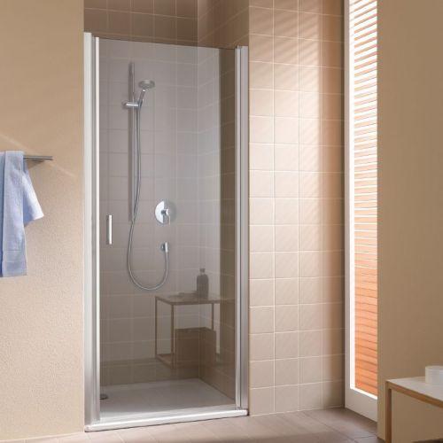 CADA XS CK 1WR 09020 VPK 1-створ. маятниковая дверь 860-910/2000, крепление справа, стекло прозр. ESG Clean