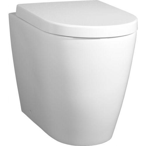 Чаша для унитаза приставного BelBagno Marino безободковая