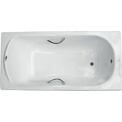 Чугунная ванна Roca Haiti 233250001 150х80 см