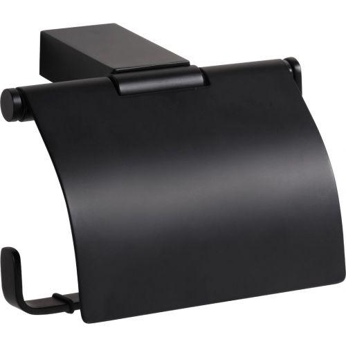 Держатель туалетной бумаги Bemeta Nero 135012010