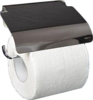 Держатель туалетной бумаги Fixsen Hotel FX-31010 с крышкой