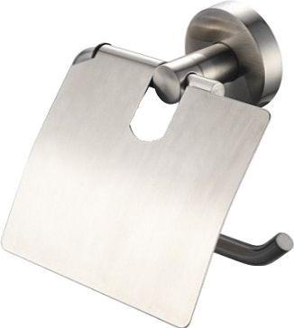 Держатель туалетной бумаги Fixsen Modern FX-51510 с крышкой