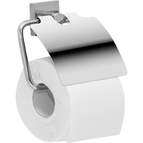 Держатель туалетной бумаги Iddis Edifice с крышкой