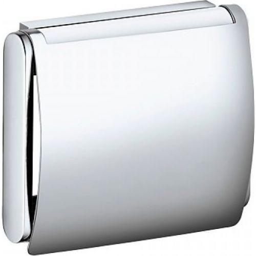Держатель туалетной бумаги Keuco Plan 14960 010000 с крышкой