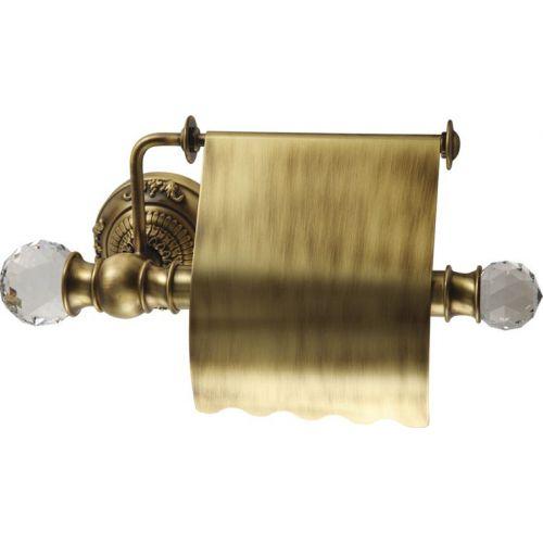 Держатель туалетной бумаги Migliore Cristalia ML.CRS-60.206.BR бронза