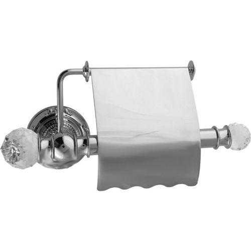 Держатель туалетной бумаги Migliore Cristalia ML.CRS-60.206.CR хром