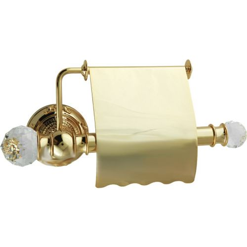 Держатель туалетной бумаги Migliore Cristalia ML.CRS-60.206.DO золото
