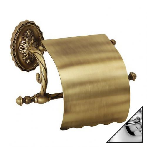 Держатель туалетной бумаги Migliore Edera ML.EDR-60.306.CR хром